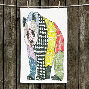 Unique Hanging Tea Towels | Marley Ungaro - Starbrite Panda
