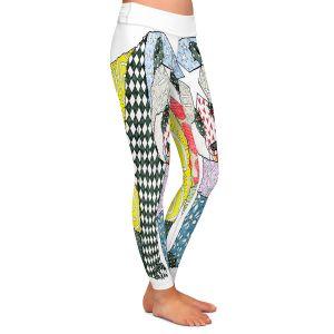 Casual Comfortable Leggings | Marley Ungaro - Starbrite Panda