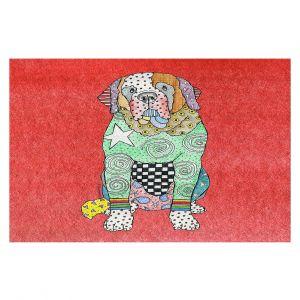 Decorative Floor Coverings   Marley Ungaro - Saint Bernard Watermelon