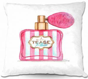 Throw Pillows Decorative Artistic | Marley Ungaro Tease Please