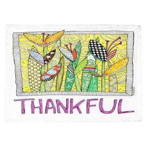 Countertop Place Mats | Marley Ungaro - Thanksful Flowers | Floral Inspiration