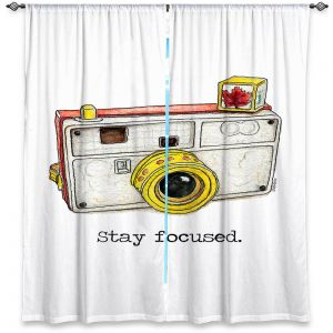Decorative Window Treatments | Marley Ungaro - Toys Camera Stay Focused | Childlike Toys Retro Fun Camera
