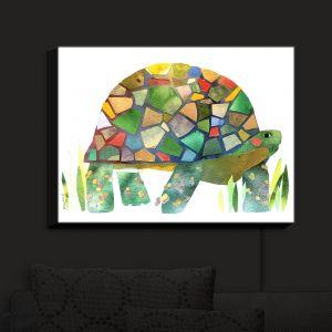 Nightlight Sconce Canvas Light | Marley Ungaro's Turtle
