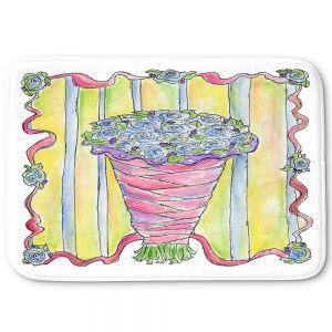 Decorative Bathroom Mats | Marley Ungaro - Wedding Bouquet | Event flower lace