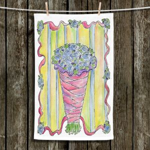 Unique Hanging Tea Towels | Marley Ungaro - Wedding Bouquet | Event flower lace
