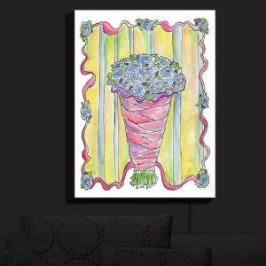 Nightlight Sconce Canvas Light | Marley Ungaro - Wedding Bouquet