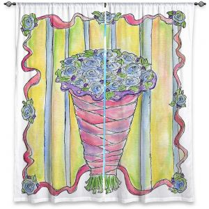 Decorative Window Treatments | Marley Ungaro - Wedding Bouquet | Event flower lace