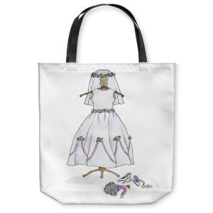 Unique Shoulder Bag Tote Bags | Marley Ungaro - Wedding Dress | Event gown tailor