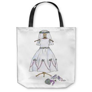 Unique Shoulder Bag Tote Bags | Marley Ungaro - Wedding Dress | Event gown tailor