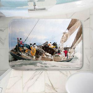Decorative Bathroom Mats | Martin Taylor - All hands On Deck