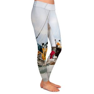 Casual Comfortable Leggings | Martin Taylor All hands On Deck