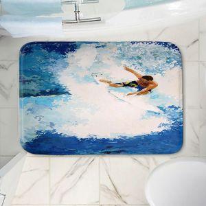 Decorative Bathroom Mats   Martin Taylor - Catch the Next Wave