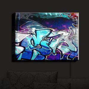 Nightlight Sconce Canvas Light   Martin Taylor - Graffiti 11
