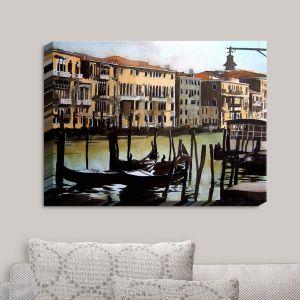 Decorative Canvas Wall Art   Martin Taylor - Views Over Venice