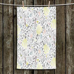 Unique Bathroom Towels | Metka Hiti - Fashionista