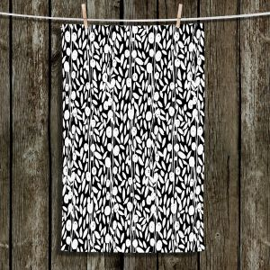 Unique Hanging Tea Towels | Metka Hiti - Flower Vine