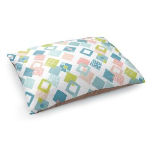 Decorative Dog Pet Beds | Metka Hiti - Harlequin Pastel