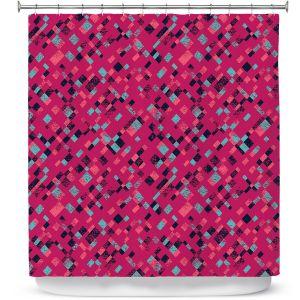 Premium Shower Curtains | Metka Hiti - Modern Island Floor