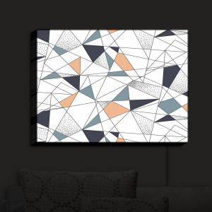 Nightlight Sconce Canvas Light | Metka Hiti - Strait Lines