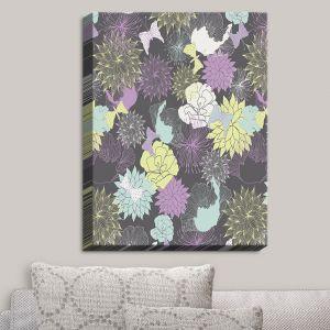 Decorative Canvas Wall Art | Metka Hiti - Sunny Day | Flowers