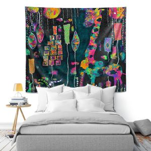 Artistic Wall Tapestry | Michele Fauss George Was Simply to Fabulous to Fit In