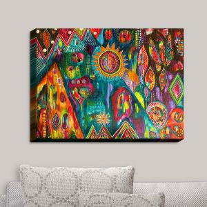 Decorative Canvas Wall Art | Michele Fauss - Magic Mountain