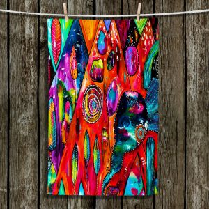 Unique Bathroom Towels | Michele Fauss - Mountains of Hope