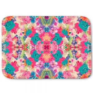Decorative Bathroom Mats | Nika Martinez - Bella Flora