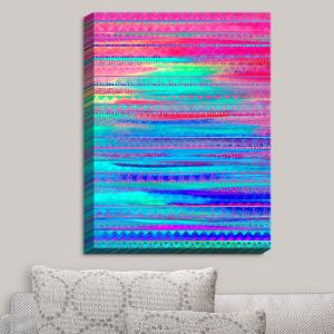 Decorative Canvas Wall Art | Nika Martinez - Ethnic Twilight