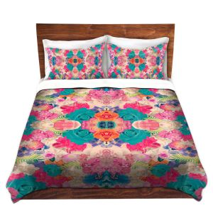 Artistic Duvet Covers and Shams Bedding | Nika Martinez - Florabella