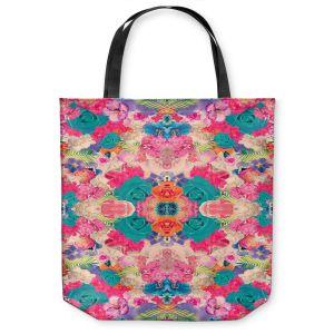 Unique Shoulder Bag Tote Bags | Nika Martinez Florabella