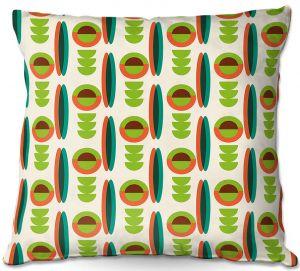 Throw Pillows Decorative Artistic | Nika Martinez - Mid Century Modern Lima