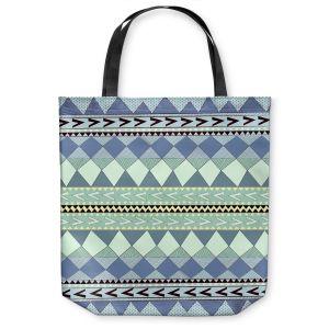 Unique Shoulder Bag Tote Bags | Nika Martinez Purple Native Forest