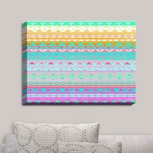 Decorative Canvas Wall Art | Nika Martinez - Summer Bandana