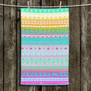 Unique Bathroom Towels | Nika Martinez - Summer Bandana