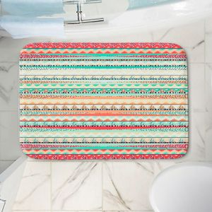 Decorative Bathroom Mats | Nika Martinez - Summer Boho