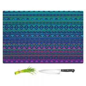 Artistic Kitchen Bar Cutting Boards | Nika Martinez - Summer Nights
