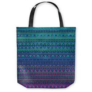 Unique Shoulder Bag Tote Bags | Nika Martinez Summer Nights