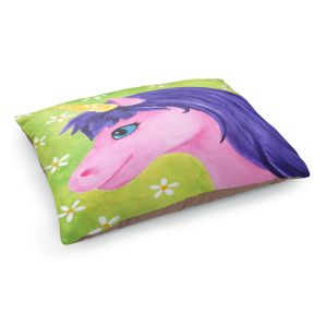Decorative Dog Pet Beds | nJoy Art - Pink Unicorn