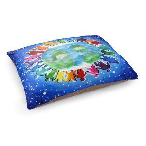 Decorative Dog Pet Beds   nJoy Art - The World Is My Playground