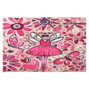 Decorative Floor Coverings | nJoy Art - Pink Ballet