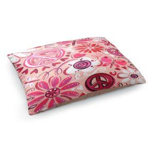 Decorative Dog Pet Beds   nJoy Art - Pink Peace
