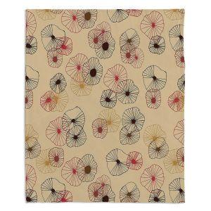 Artistic Sherpa Pile Blankets | Olive Smith - Broken l