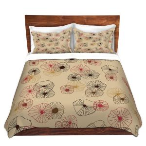 Artistic Duvet Covers and Shams Bedding | Olive Smith - Broken l