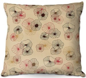 Decorative Outdoor Patio Pillow Cushion   Olive Smith - Broken l