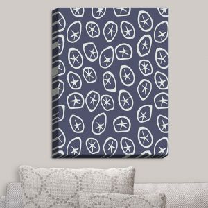 Decorative Canvas Wall Art | Olive Smith - Ciorcail I | Patterns