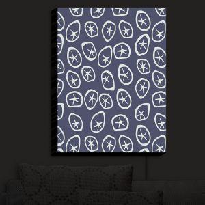 Nightlight Sconce Canvas Light | Olive Smith - Ciorcail I | Patterns