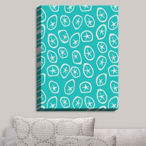 Decorative Canvas Wall Art | Olive Smith - Ciorcail IV | Patterns