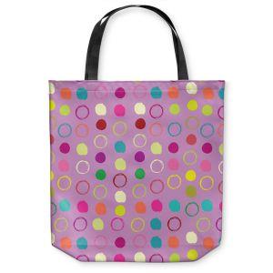 Unique Shoulder Bag Tote Bags  Olive Smith - Circle Blunder l
