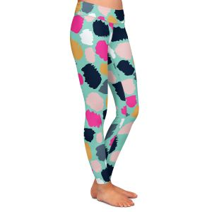 Casual Comfortable Leggings | Olive Smith - Dash ll